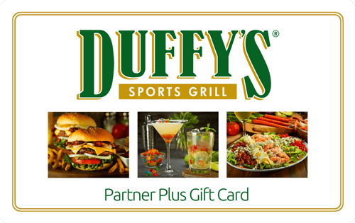 Duffy's Partner plus card