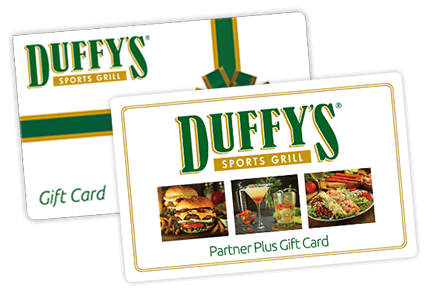 Duffy's Card