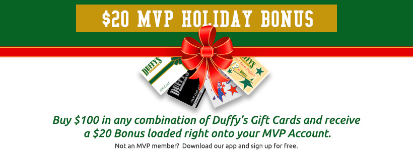 holiday bonus gift card